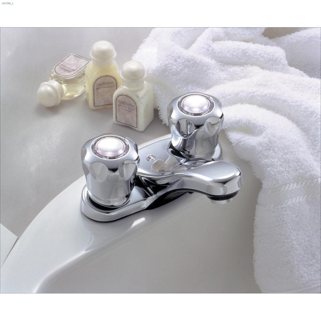Kent.ca | Delta Faucet - 2-Handle Chrome Waltec® Centerset Faucet ...