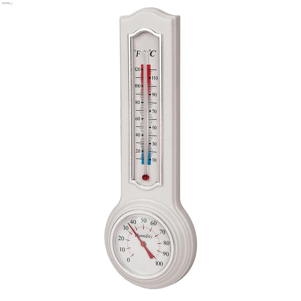 Kent Ca Thermor Indoor Wall Mount Thermometer With