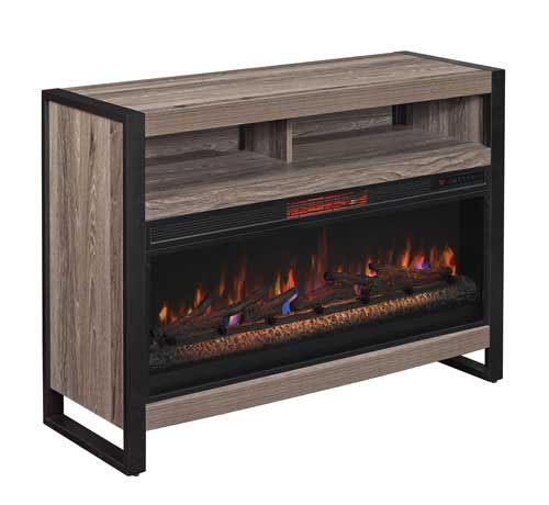 Kent Ca Twin Star Home Furnishings 42 Oak Electric Fireplace