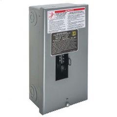 70a 2/2 circuit load center sub panel