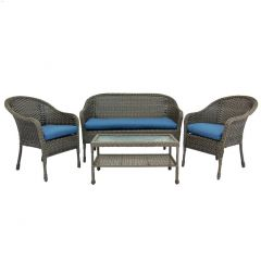 Annapolis 4 Piece Lounge Set