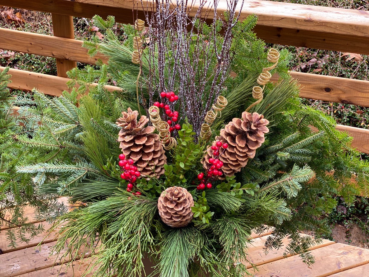 How to Create a Winter Planter