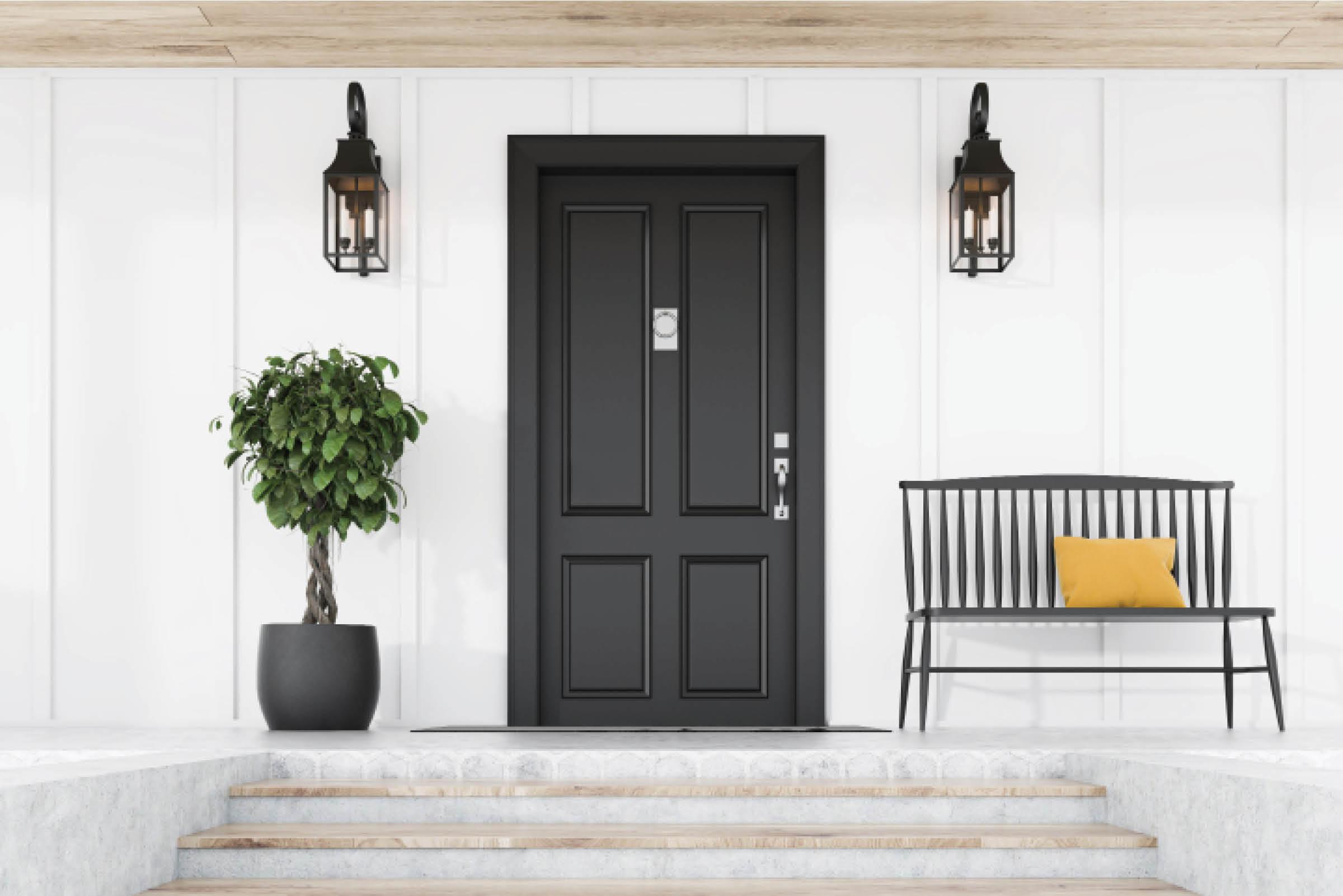 Summer of DIY: Doors
