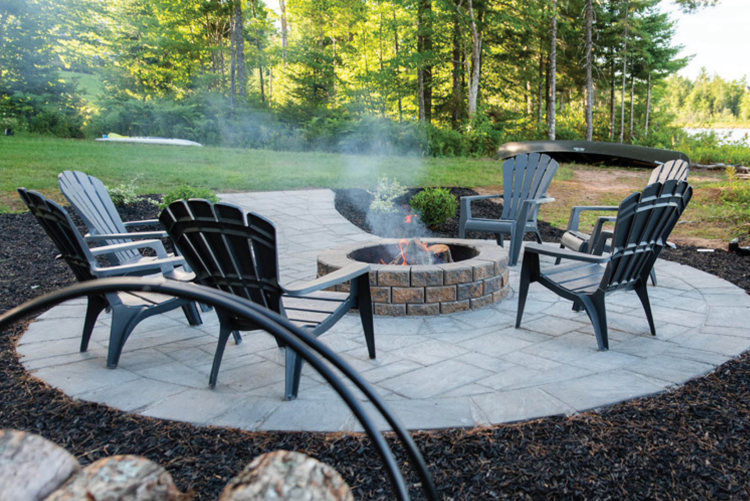 Summer of DIY: Fire Pits