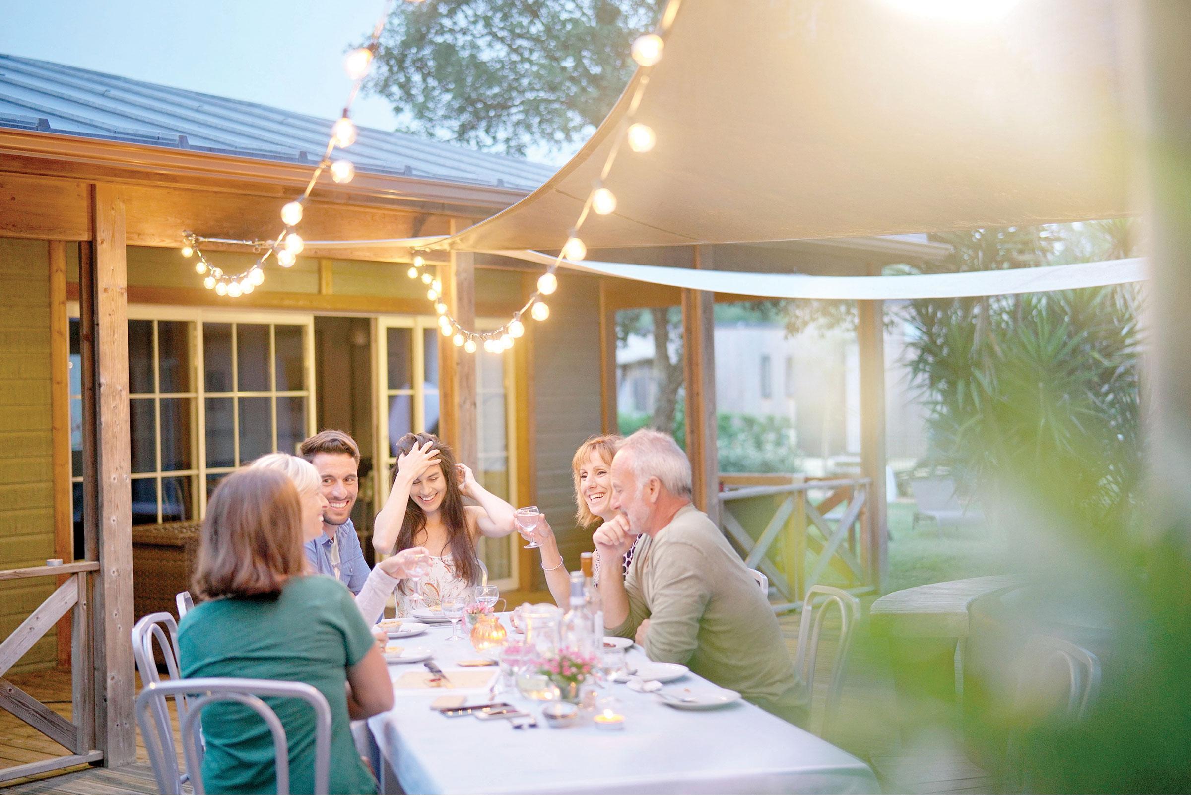Summer of DIY: Outdoor Living