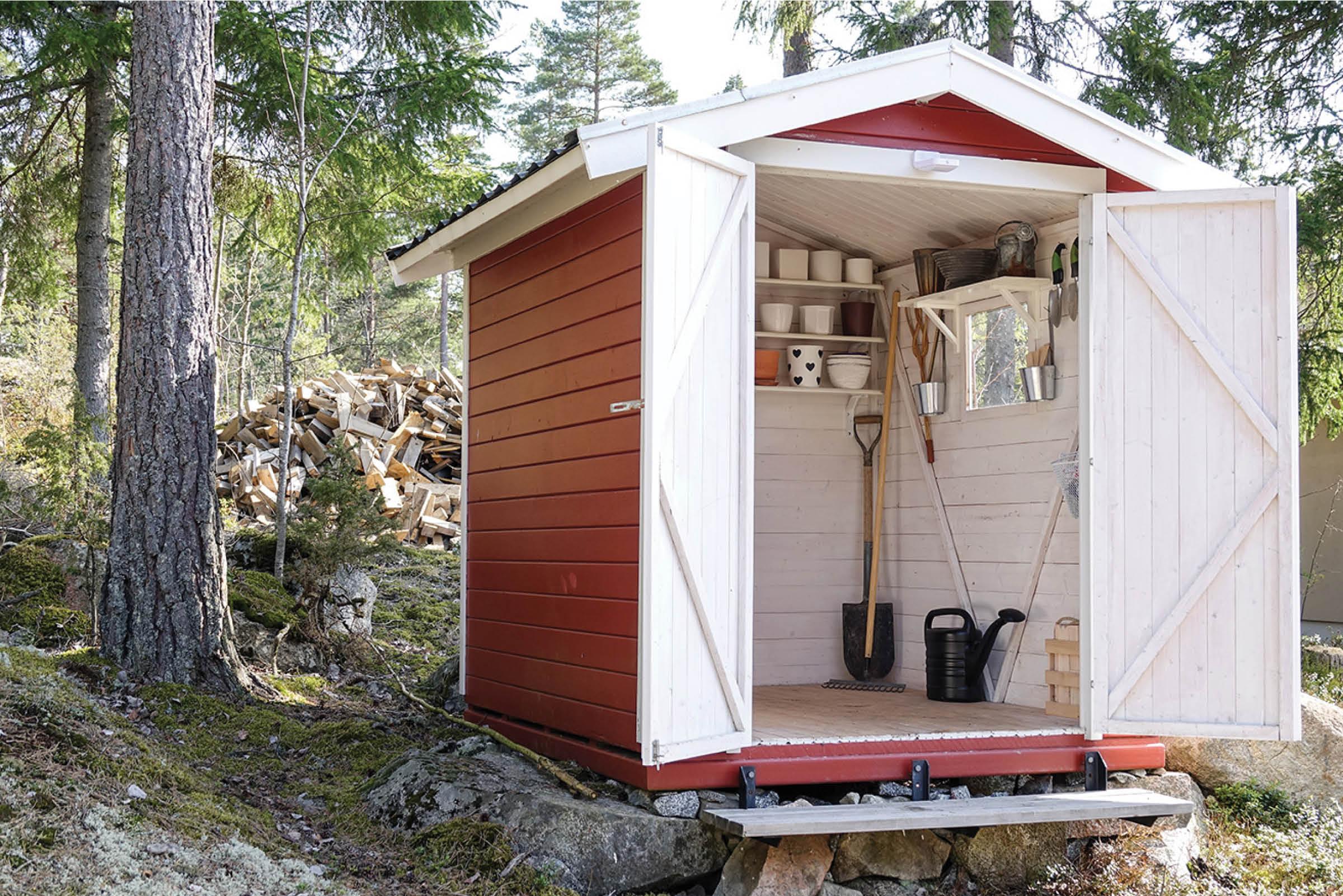 Summer of DIY: Sheds