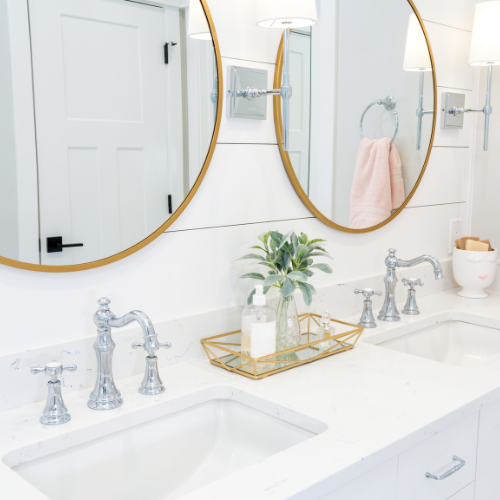 Bathroom Update on a Budget