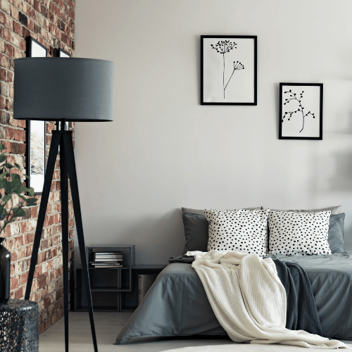 Guest Room Update For Under $200