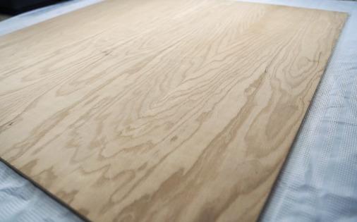 4x4 oak board