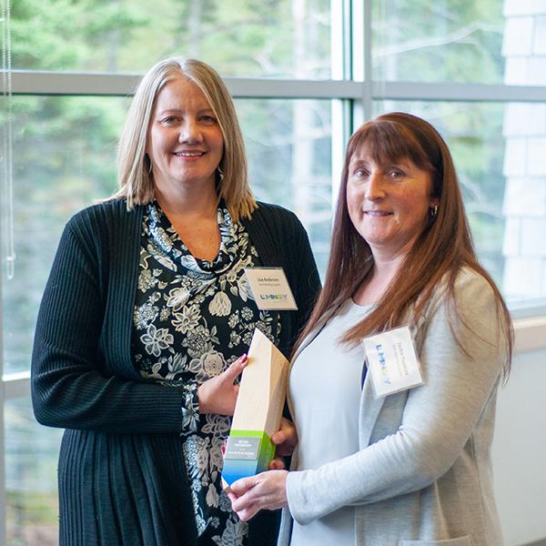 retail partnership award recipients