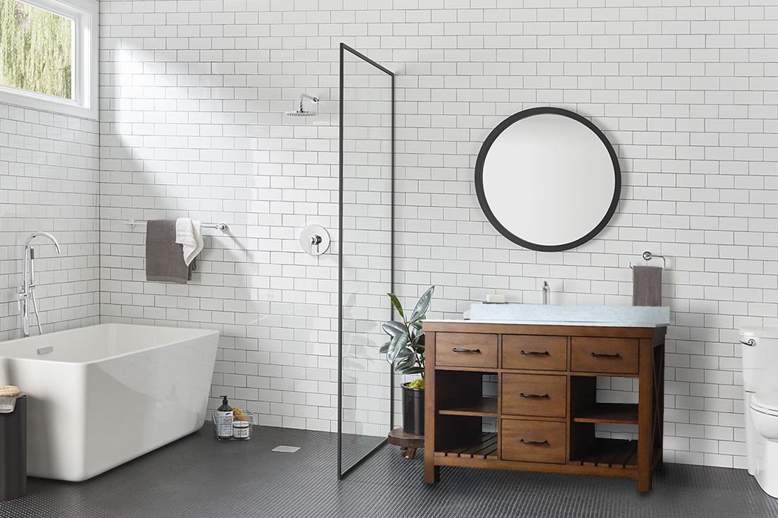 Replace Your Vanity for Under $1200