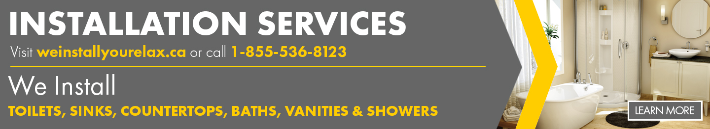 installation services