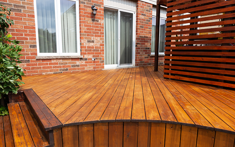 Preparing Your Deck for Stain