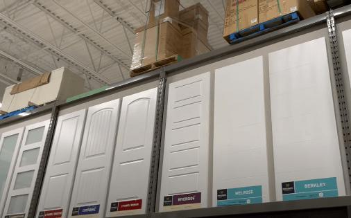 different styles of interior prehung doors