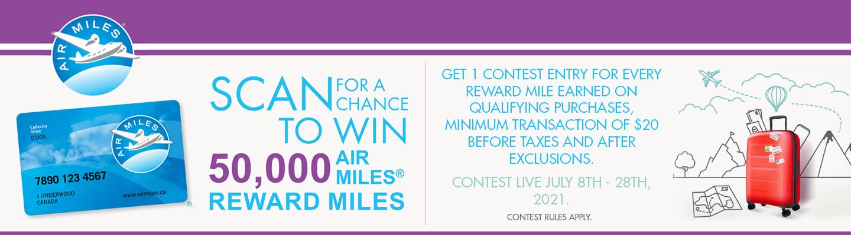 AirMiles Swipe Contest
