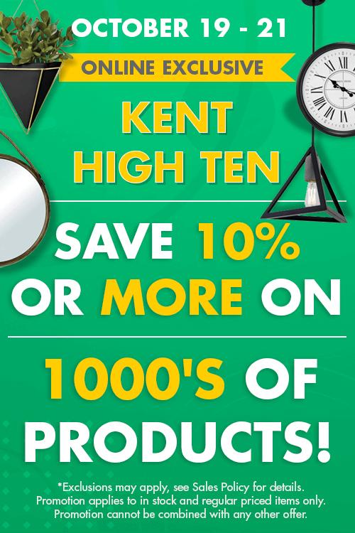 kent high ten