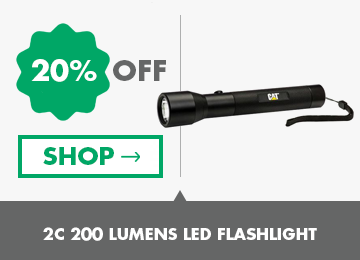 2C-200-Lumens-LED-Flashlight